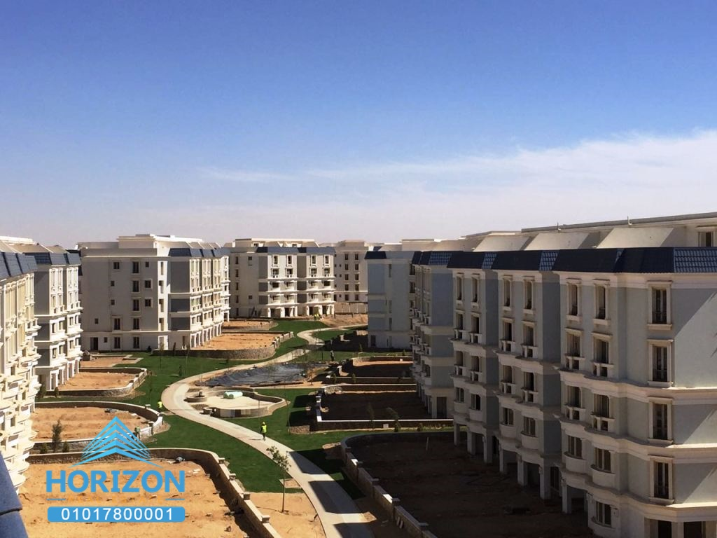 Apartment For Sale In Mountain View Hyde Park New Cairo